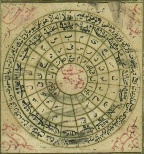 Islamic Talisman Prayer, Dairat al Sama 2